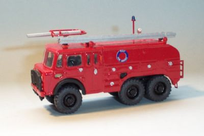 bw233.  thornycroft dp3, foam crash tender